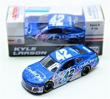 Kyle Larson 2018 ACTION 1:64 #42 Credit One Bank Patriotic Chicagoland Chevy ZL1