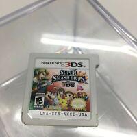 Super Smash Bros. (Nintendo 3DS, 2014)No Case!