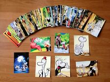 Jeff Smith BONE Collector Cards COMIC IMAGES Complete Set Of 90 Cards NM