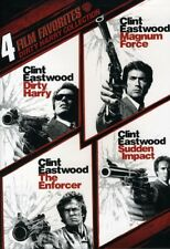 4 Film Favorites: Dirty Harry Collection - Movie Dvd