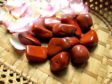 127-Galet de jaspe rouge 20 à 25grs-lithothérapie-chakra