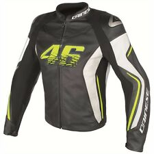 Dainese VR46 D2 Jacket - All Sizes! - Fast & Free Shipping