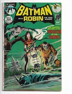 BATMAN 235 - VG+ 4.5 - TALIA AL GHUL - 2ND RA'S AL GHUL - ROBIN (1971)