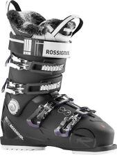 Ski Stiefel Damen UK 7.5 Rossignol Pure Elite 80 Mondo 26.5 Eu 41 Schwarz