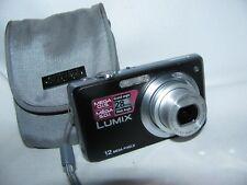 "PANASONIC ( LUMIX ) COMPACT PHOTOCAMERA 12.0 Mp ; 2 3/4"" MONITOR ; 28mm WIDE AND"