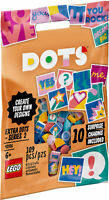 41916 LEGO DOTS Extra DOTS Refill Pack Creativity in a Bag 109 Pieces Age 6+