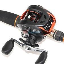 Black High Speed 6.3:1 11BB Right Hand Bait Baitcasting Casting Fishing Reel