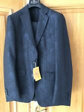 ETRO MILANO  Fitted Suit Size 46 Italian Size 36 inch Chest UK . Brand New