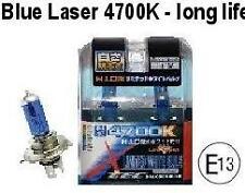 KIT LAMPADINE LED BLUE LASER H7 12V 2pcs. 4700K long life