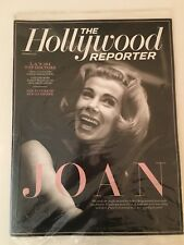Joan Rivers Hollywood Reporter sealed Memorial Cover issue September 19, 2014