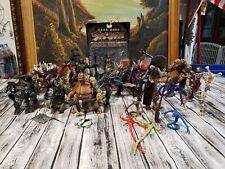 Spawn Figure Huge Lot W/ Extras McFarlane Toys Weapons