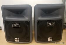 Peavey PR-10 | 400W 2-Way 10 inch Loudspeakers Passive Full Range Speaker USA