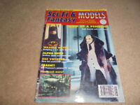 SCI-FI AND FANTASY MODELS MAGAZINES ALIEN OUTER LIMITS STAR TREK SPACE 1999