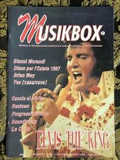MUSIKBOX 19 20 Magazine about discography ps Elvis Presley Morandi Yes Brian May