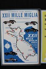 Bub Mercedes-Benz XXII. Mille Miglia 1955 1:87 5 model set (JS)