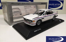 Original BMW Miniatur E9 3.0 CSL Heritage Collection 1:18 Sammlermodell 3.0CSL