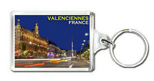 VALENCIENNES FRANCE KEYRING SOUVENIR LLAVERO