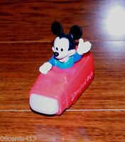 New Build a Mickey LARGE McDonalds 1999 Disneyland Paris 12 Inches