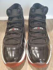 Jordan 11 XI Retro Breds (2012) Size 10.5 (378037 010) Midsole Repaint No Box