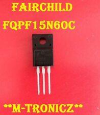 FQPF15N60C  ORIGINAL FAIRCHILD    600V  15A   MOSFET      VIZIO   715T3003-1