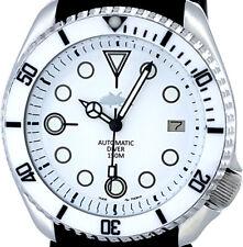 "Vintage Watch SEIKO Diver 7002 Mod w/all Black ""Mercedes"" & ""Box"" SS Hand Set"