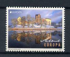 Aland 2017 MNH Castles Europa Kastelholm 1v Set Architecture Tourism Stamps