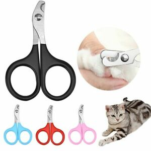 Grooming Kitten Puppy Pet Nail Clippers Toe Claw Scissors Trimmer Claw Dog Cat