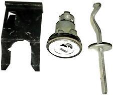 89-93 Cadillac Deville & Fleetwood FWD—Trunk Lock Cylinder & Hardware