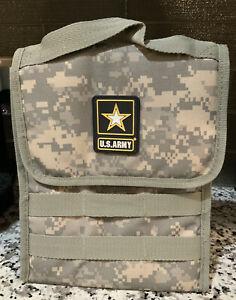 Wildkin US Army Lunch Bag Camo Insulated