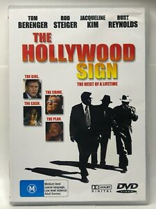 The Hollywood Sign - DVD - AusPost with Tracking
