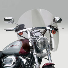 HARLEY FLHRC ROAD KING CLASSIC 1998-13 NC SWITCHBLADE CHOPPED WINDSHIELD N21439