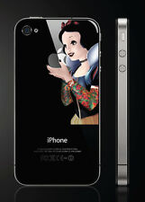 Mini Goth Princess Decal for iPhone 4 / 4S / 3G / 3GS - vinyl sticker