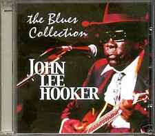 CD - JOHN LEE HOOKER - THE BLUES COLLECTION (BLUES) NEW STORE STOCK