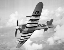 """Model Airplane Plans (FF): Hawker Typhoon 1B 1/16 Scale 32"""" by P.E. Norman"""