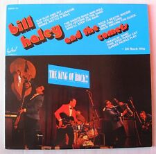 BILL HALEY AND THE COMETS (2LP 33T) THE KING OF THE ROCK