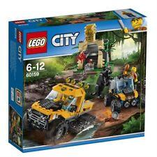 LEGO® City 60159 - Mission mit dem Dschungel-Halbkettenfahr  LEGO City