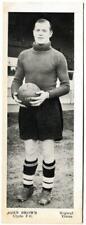 Topical Times - 'Footballeurs - Écossais (Seconde 24 )' (1938) - Carte #2 - John