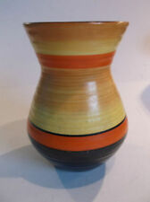 Art Deco Ceramic Pottery Vases