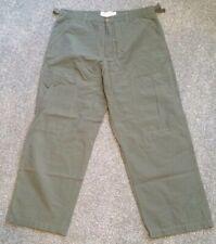 Levi's Men's 36x30 Baggy Straight Green Jeans Pants