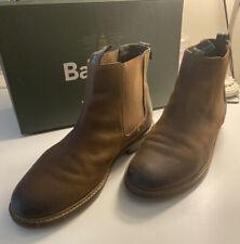 mens barbour chelsea boots 8
