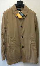Abrigos y chaquetas de hombre marrón 100% algodón