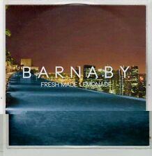 (ER426) Barnaby, Fresh Made Lemonade - 2013 DJ CD