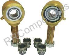 Chromoly Panhard  3/4 x 5/8 Bore Rod End Kit w/ Jam Nuts, Heim Joints, Rock