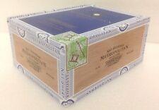 NAT SHERMAN METROPOLITAN - CONNECTICUT - WOOD CIGAR BOX   clock jewelry coin box