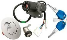 V PARTS Juego kit cerraduras llaves cerrajas   PEUGEOT XR7 50 (2008-2009)