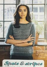 Rowan SweatersClothes Knitting Patterns Supplies for sale
