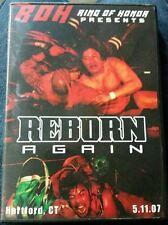 Ring of Honor Reborn Again ROH NXT NJPW PWG Beyond WWE OOP NOAH Marifuji