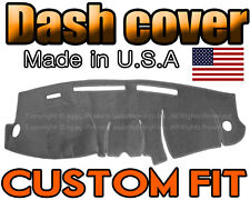 Fits 2004-2006 NISSAN  SENTRA  DASH COVER MAT  DASHBOARD PAD  /  CHARCOAL GREY