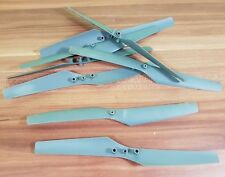 Acht Stück Rotorblätter aus Quadcopter X-UFO Propeller Länge 19,7cm