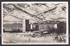 TORINO BARDONECCHIA 81 COLONIA FASCISMO Cartolina FOTOGRAFICA viaggiata 1939
